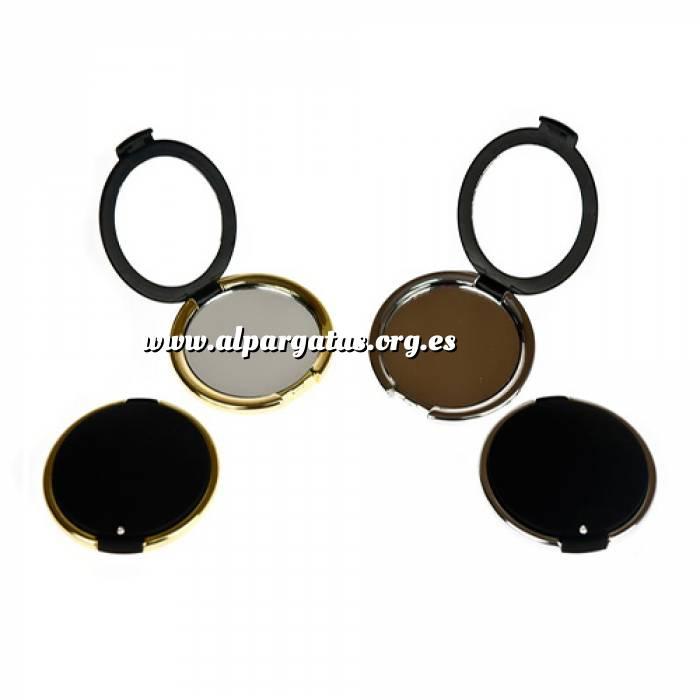 Imagen Prácticos mujer Espejo Diamante - Plateado y dorado surtidos (Últimas Unidades)
