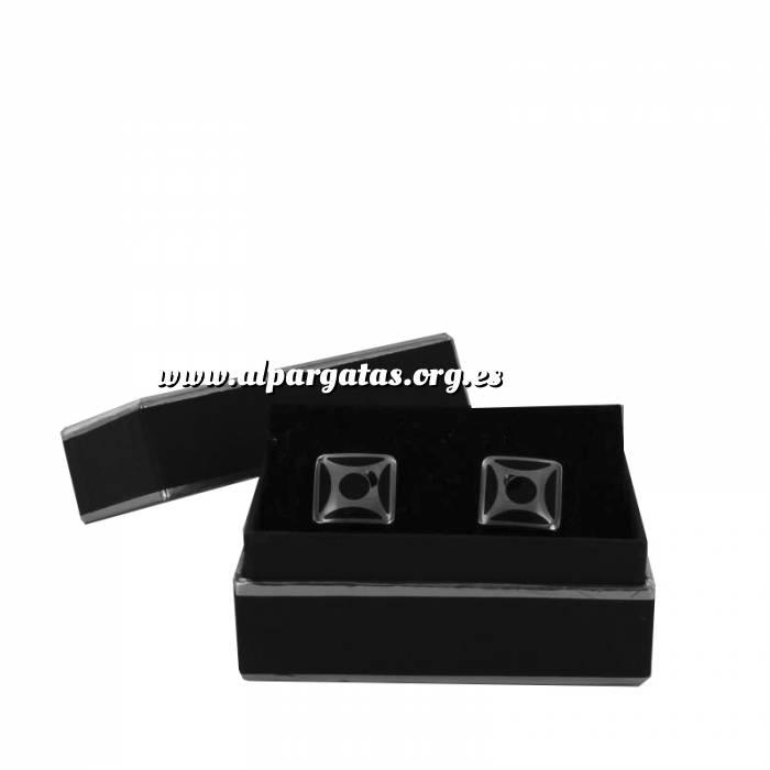 Imagen Para Hombre Gemelos Ref.13 en caja plateada forrada (Últimas Unidades)