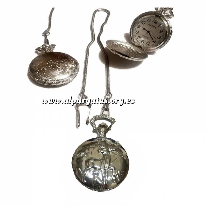 Imagen Relojes de Bolsillo Reloj de bolsillo - Grande - Ciervo (Últimas Unidades)