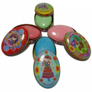 Ba�o y aromas - Jab�n en lata