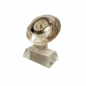 Marcos y decoración - Reloj de cristal círculo