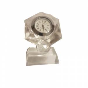 Imagen Marcos y decoración Reloj de cristal hexágono (Últimas Unidades)