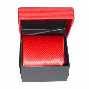 Para Hombre - Corbatas lisas surtidas en cajita (Últimas Unidades)