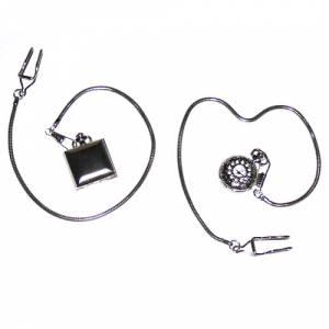 Relojes de Bolsillo - Reloj de bolsillo - Pequeño - Cuadrados (Últimas Unidades)